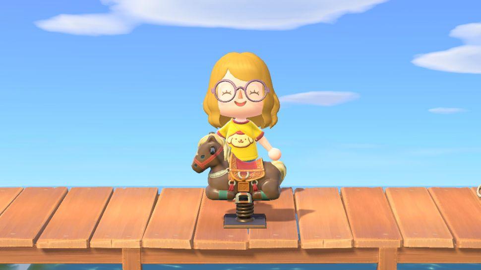 Animal Crossing: New Horizons предлагает игрокам предмет на тему родео в честь бразильского фестиваля