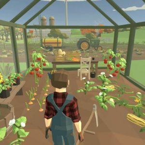 Harvest Days - это открытый мир Stardew Valley, созданный дуэтом отца и сына