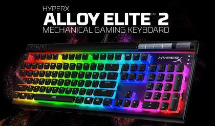 Обзор HyperX Alloy Elite 2