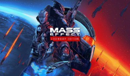 Обзор Mass Effect Legendary Edition