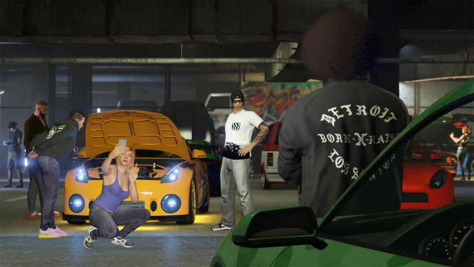 Обновление GTA Online Los Santos Tuners добавляет новую машину в социальное пространство на следующей неделе