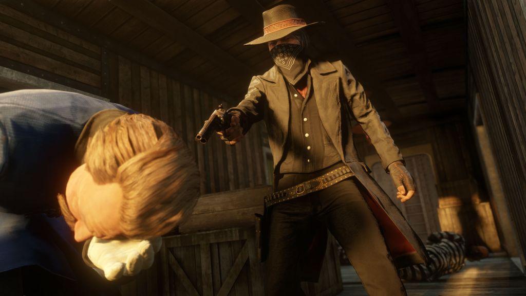 Преступления и возможности Red Dead Online - как познакомиться с Гвидо Мартелли и начать преступные контракты
