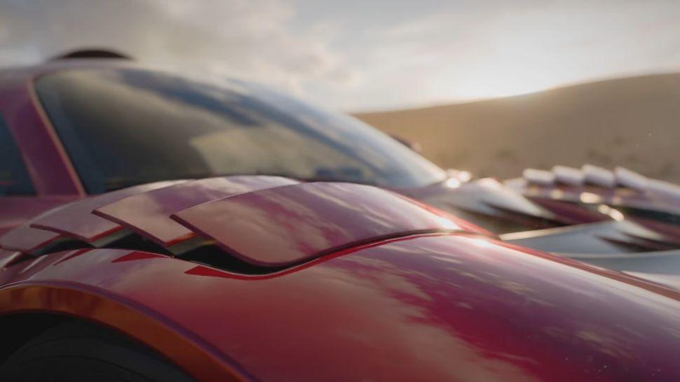 Forza Horizon 5 представляет обновленный звуковой дизайн двигателя автомобиля