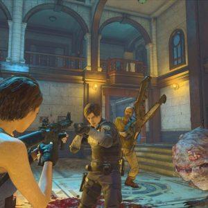 Вторая задержка Resident Evil Re: Verse переносит его с июля на 2022 год